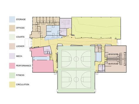 community center floor plan fau photo galleries