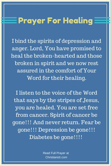 prayer for healing and comfort christian prayer for healing quotes quotesgram