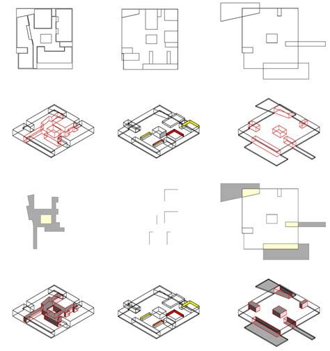 Interior Design Diagrams by 6 Best Images Of Zoning Diagrams Interior Design