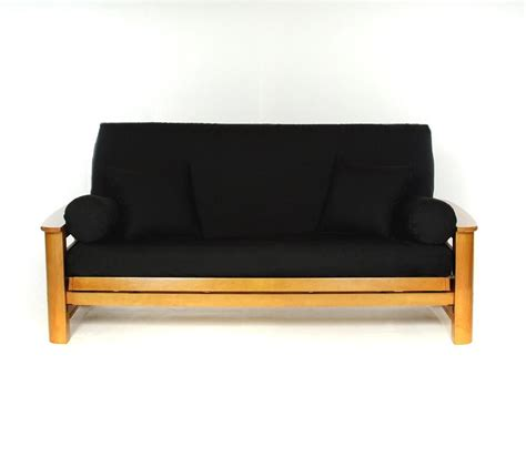 Futon Black by Black Futon Cover