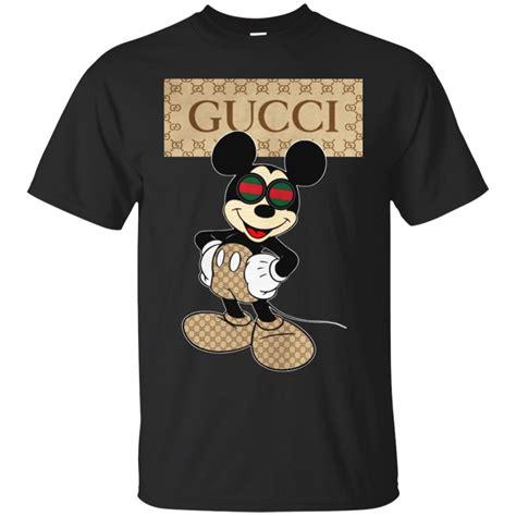 Mickey Mouse Shirt disney mickey gucci shirt hoodie tank allbluetees