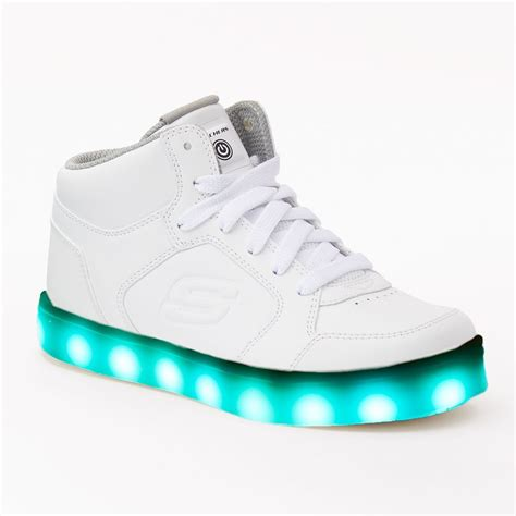 energy lights from skechers skechers energy lights kid s shoes kids unisex size 7