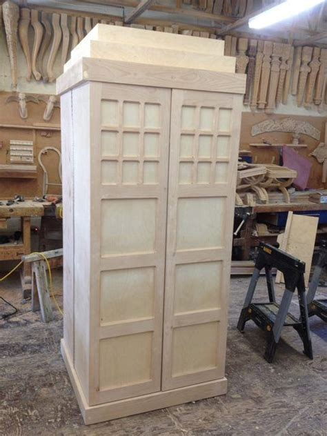 tardis bookshelf plans woodworking projects plans