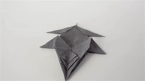 How To Make A Rhino Out Of Paper - origami rhino unfolding