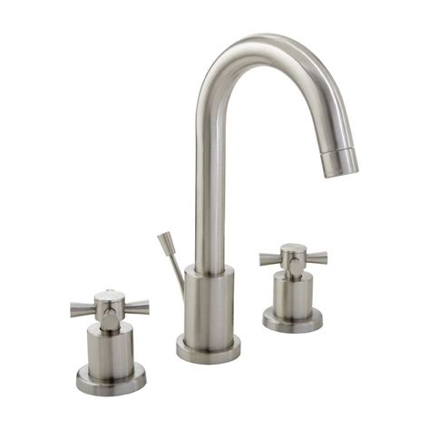 mirabelle kitchen faucets faucet mirwsml800bn in brushed nickel by mirabelle