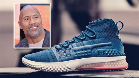 dwayne johnson the rock shoes under armour s the rock shoes sell out in 30 minutes