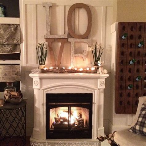 Everyday Fireplace Mantel Decorating Ideas How To Decorate Your Mantel After Christmas Mantel Ideas