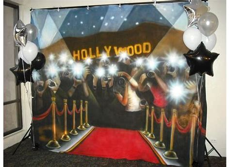 quinceanera movie themes hollywood theme quincea 241 era party ideas hollywood theme