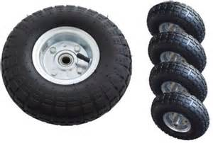 Sack Trolley Wheels Ebay 10 Quot Replacement Tyres Pneumatic Trolley Wheel Barrow Cart
