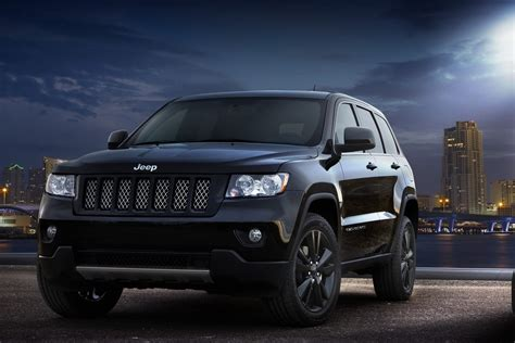 car jeep black jeep unveils nameless all black jeep grand cherokee