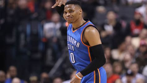 Zola International Thunder Q Charger Charge 3 0 Westbrook Feels Like He Made It After Kendrick Lamar Rapped About Him Sbnation
