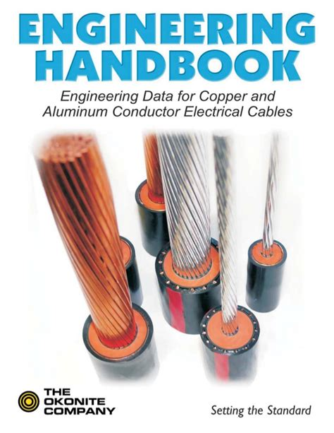 Okonite - Cable Engineering Handbook (Copper & Aluminium ... Okonite Cable