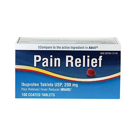 Office Depot Tablets Medline Ibuprofen Tablets 200mg Pack Of 100 By Office