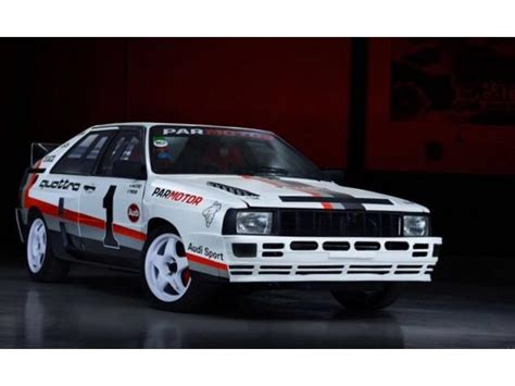 Audi Quattro A2 by Audi Ur Quattro A2 Rallybilar Till Salu Racemarket Net