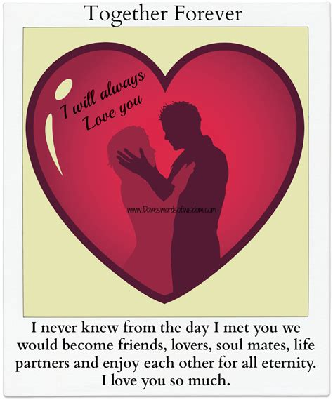 images of love together forever daveswordsofwisdom com together forever