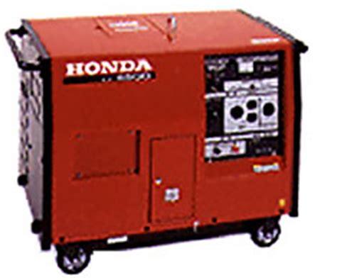 honda 4500 silent generator 4 500 watt honda portable generator rental in iowa