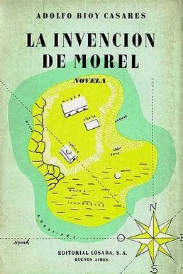 libro the invention of morel the invention of morel wikipedia