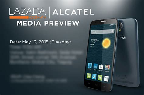 Hp Alcatel One Touch Flash Lazada alcatel flash plus price is php 6 490 complete specs