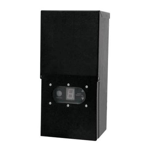 300 watt low voltage lighting transformer hton bay 12 volt low voltage 300 watt transformer