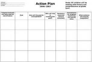 copc table f template inspiring plan template sle with goals and table
