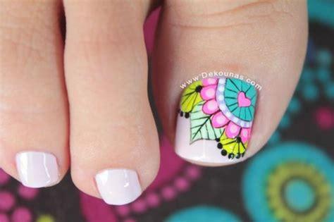 fotos de uñas decoradas infantiles u 209 as decoradas con mandalas
