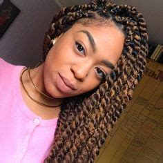 the voice brennas braid ombre marley twists protective and natural styles