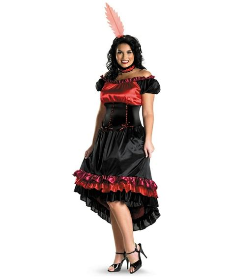 can a plus size woman be a hairstylist can can cutie costume plus size costume women