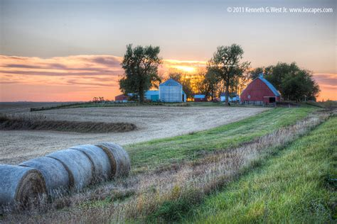western skies scenic byway iowa tourism map travel guide