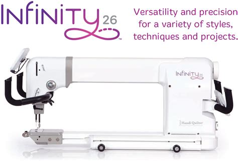 How Much Is A Arm Quilting Machine by Hq Infinity 26 Quilting Machine Whatever S Quilted