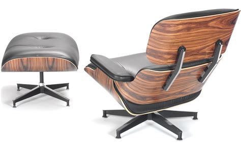 The Eames Lounge Chair by Eames 174 Lounge Chair Ottoman Hivemodern