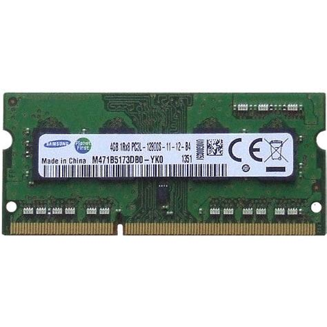 Ram Laptop Ddr3 Low Voltage samsung 1 35v ddr3 low voltage 4gb pc3 12800 1600 mhz