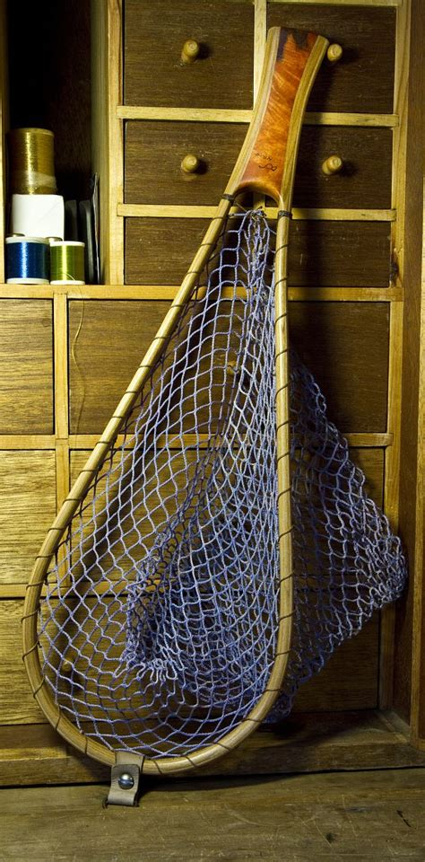 Handmade Fishing Nets - handmade landing nets the new wave tomsutcliffe the