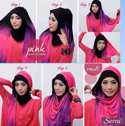 tutorial hijab pashmina polos 1000 images about tutorial hijab on pinterest shops