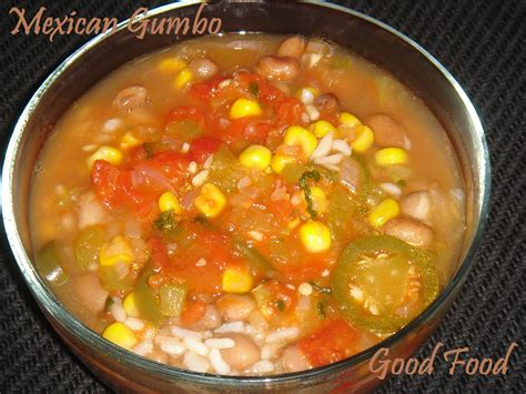 vegetables for gumbo food mexican vegetable gumbo