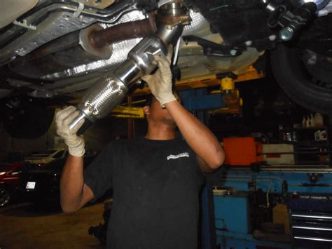 where to put the st cp e down pipe install dyno reactions