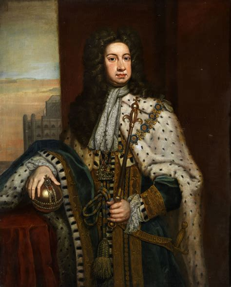 painting king file anonymous 18th century portrait king george i jpg
