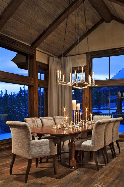 Mountain Homes Interiors by Best 25 Mountain Homes Ideas On Pinterest Mountain