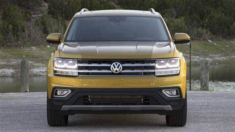 volkswagen atlas  drive   american cuv newcomer