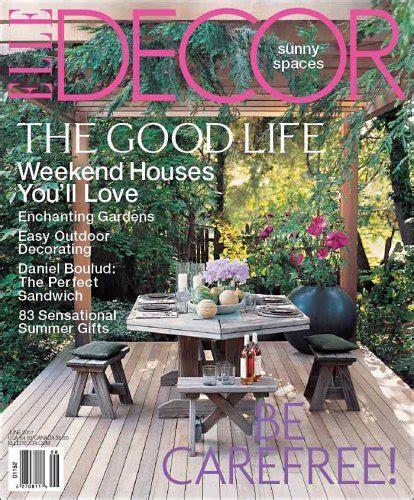 elle decor magazine subscription for 4 50 saving with elle decor magazine