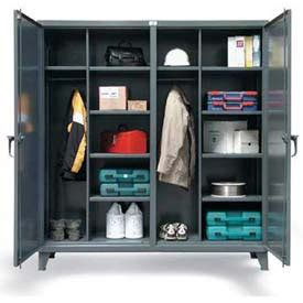 Lockable Wardrobe by Cabinets Combination Strong Hold 174 Independent Locking