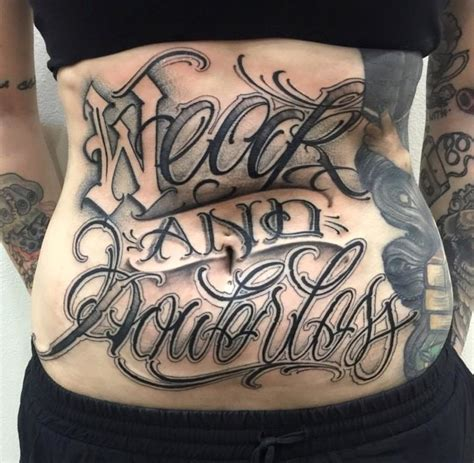 20 killer lettering tattoos by big meas tattoodo