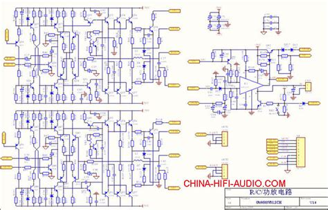5 1 home theater lifier circuit diagram wiring diagram
