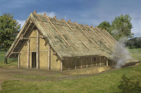 neolithic houses world archaeology update afterlife of early neolithic