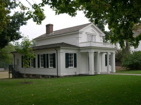 greenfield village greek revival house a photo on 1000 images about michigan greek revival on pinterest