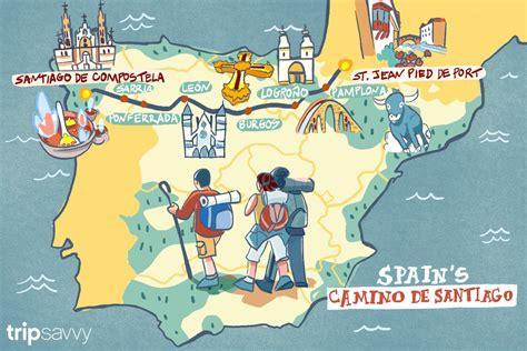 how to do the camino de santiago spain s camino de santiago how the trip takes