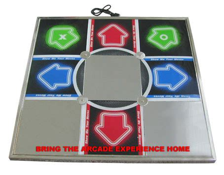 Ddr Mat by D3510 Mat Revolution Metal Pad For Ps Ps2 Xbox Accessories