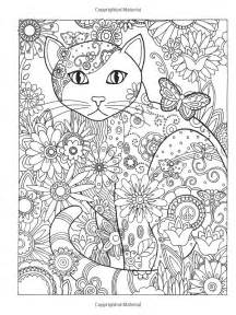 creative coloring pages dover publications creative creative cats coloring