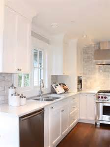 white backsplash for kitchen white kitchen cabinets grey tile back splash lots of
