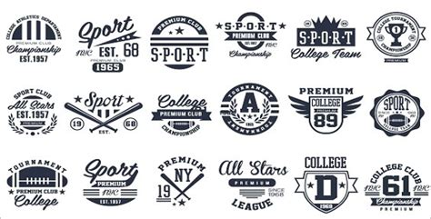free sports logo templates 11 sports logo design templates free psd designs
