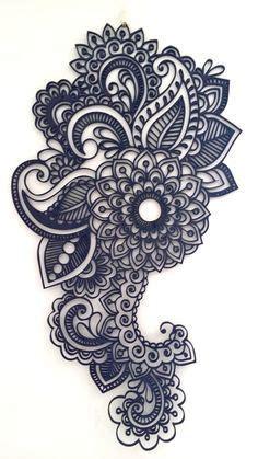 small paisley tattoo 25 best ideas about small mandala on